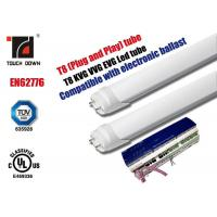 China G13 Led T 8 Fluorescent Tube Replacements , 1200mm Led Fluorescent Light Fittings on sale
