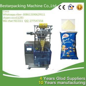 China stainless steel milk powder packaging machinery wholesale
