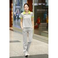 Buy cheap 65% cotton and 35% polyester tracksuits sport wears for women from wholesalers