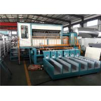 China Environmental Customized Paper Egg Tray Making Machine With Siemens Motor wholesale