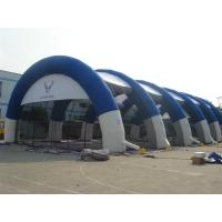 China Hot selling outdoor inflatable tent, white wedding inflatable igloo tent wholesale