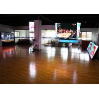 High Resolution Advertising P6 HD LED Displays IP65 , Brightness 5000cd / m² led panels for video wall