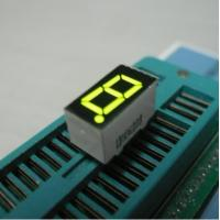 China Single Digit LED Seven Segment Display Small For Electronic Device 3.3 / 1.2 Inch wholesale