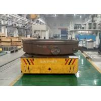China High Quality Trackless Handling Trolley On Precast Concrete Floor wholesale