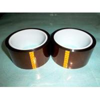 Buy cheap Polyimide Based High Temperature Resistant Tape Film Signle Side Coating from wholesalers