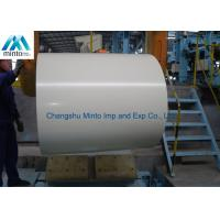 China Lightweight Color Coated Steel Coil Anti Corrosion With ISO9001 Certification wholesale