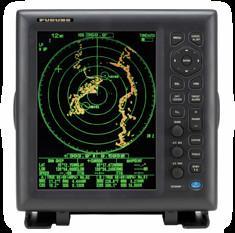 "China FURUNO FR8255 24 VDC 25kW 96NM 12.1"" Color LCD Marine ARPA Radar Cost-effective wholesale"