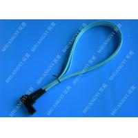 China SFF 8643 12Gb SAS Serial Attached SCSI Cable 36P HD Right Angle For Server wholesale