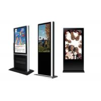China 42 Inch Touch Screen Kiosk  WiFi High Definition Player two display sides wholesale