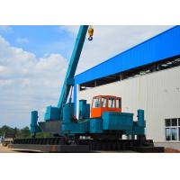 China Driven Pile Machine ZYC280 1.8m Piling Stroke Eco - Friendly Feature wholesale