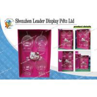 China Point Of Sale Corrugated Sidekick Display Hook Stands For Promoting Sales on sale