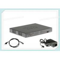 Buy cheap Integrated Service Wired Ethernet Router Cisco C881-K9 880 Series Lead Free from wholesalers