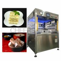 China 500-1600w Ultrasound Food Slicing Machine For Pastry / Cake / Cheese , Save Labor wholesale
