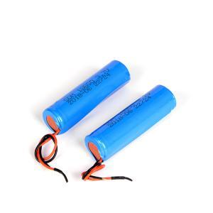 China Custom Small Lithium Ion Battery 2000mAh Li Ion 3.7 V Battery Pack wholesale