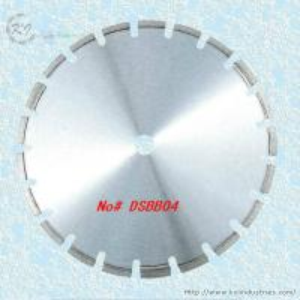 China Silver Brazed Diamond U-slot Cutting Disc for Foamed Concrete and Grainte - DSBB04 wholesale