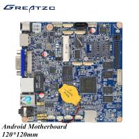 China VGA WIFI HDMI RJ45 Android Motherboard With Onboard CPU A20 1GB RAM 8GB Flash wholesale