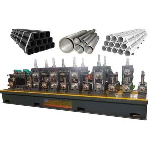 China OD 32-76mm Carbon Steel Pipe Production Line on sale