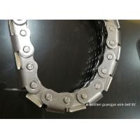 China Stainless Steel Roller Conveyor Chain Heavy Load For Traction Equipment wholesale