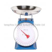 China Steel spring dial kitchen scale wholesale