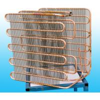 China 0.7mm Copper Coated Cold Refrigeration Evaporators Bending wholesale
