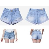 China women's pants, short jeans, women's hot pants, new fashion with factory price wholesale