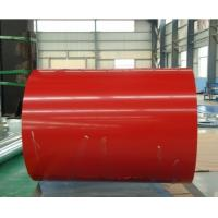 Quality CGCC , CGLCC Aluzinc Painted Steel Coil Anti Impact For Construction Materials for sale