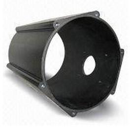 China CLear Anodized Industrial Aluminium Profile For Elecro-Solar Radiation Pool / SPA Heater wholesale