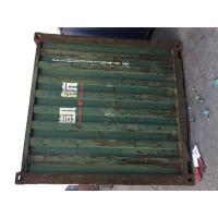 China Used 20ft Shipping Container With International Standards 6.06m * 2.44m wholesale