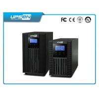 China Single Phase High Frequency Online Ups 1kva 2kva 110v 220v For Home wholesale