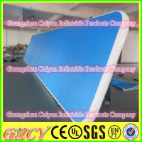 China High Quality Inflatable Tumble Track Gym Air Mat wholesale