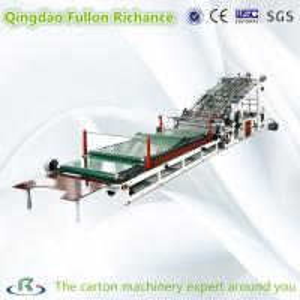 China Low Price Automatic Carton Box Roll Laminating Machine for Carton Board wholesale