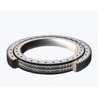 China High Precision Cross Roller BearingWithout Gear Teeth , VU140179 Slewing Ring Turntable on sale
