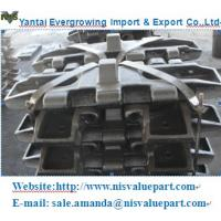 China Track Shoe Plate for IHI CCH350 Crane wholesale