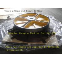 China 500mm - 3000mm Custom Machined Metal Parts Lathe with 3 - Jaw / 4 -jaw Chuck wholesale