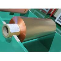 China 99.95% Purity Red Treated RA Rolled Copper Foil 18um 35um For FPC wholesale