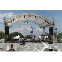 China Used Outdoor Event Aluminum Stage Roof Truss With Canopy High quality wholesale