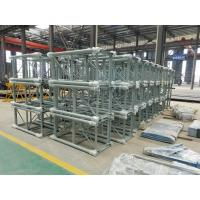 China Single Cage Passenger Hoist safety vertical transporting equipment 12 - 38 Person wholesale
