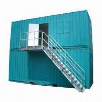 China Container house, with optional kits wholesale