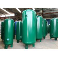 China 145psi Gas Storage Replacement Tanks For Air Compressor , Compressed Air Reservoir Tank wholesale