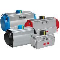 China Fast Speed Rack And Pinion Pneumatic Actuator Double Acting For Ball Valve wholesale