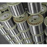 China Heat Resistance Stainless Steel Wire Diameter 0.09-2.0mm AISI304, 316, 316L Acid Alkali Resistance on sale