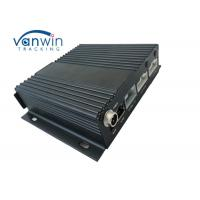 China 8Ch AHD 720P Hybrid Mobile DVR Anti shocking with 3G GPD WIFI for Bus wholesale