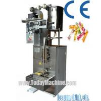 China plastic soft tube jelly / ice pop packing machine wholesale