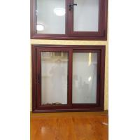 China Thermal Break Aluminum Slider Window Villa Energy Saving Building Bedroom wholesale