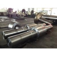 China Carbon Steel Carrier Roller Forging Heavy Machinery , Aluminum Foil Roller wholesale