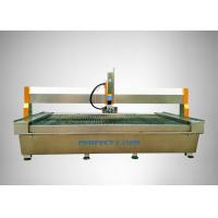 China Marble Plasma Cutting Machine Ultra High Pressure Five Axis 1550㎜×3050㎜ Size wholesale