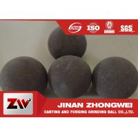 """China South America Mining Special use 3"""" hardness60-65HRC Forged Steel Ball wholesale"""