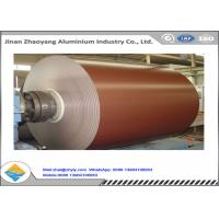 Quality Colorful Oxidation Resistant Coated Aluminum Coil For Channel Letters Advertisem for sale