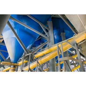 China SANKON Compact Structure 380V Cement Screw Conveyor wholesale