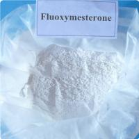 Buy cheap Pure White Growth Hormone Powder CAS 76-43-7 Fluoxymesterone from wholesalers